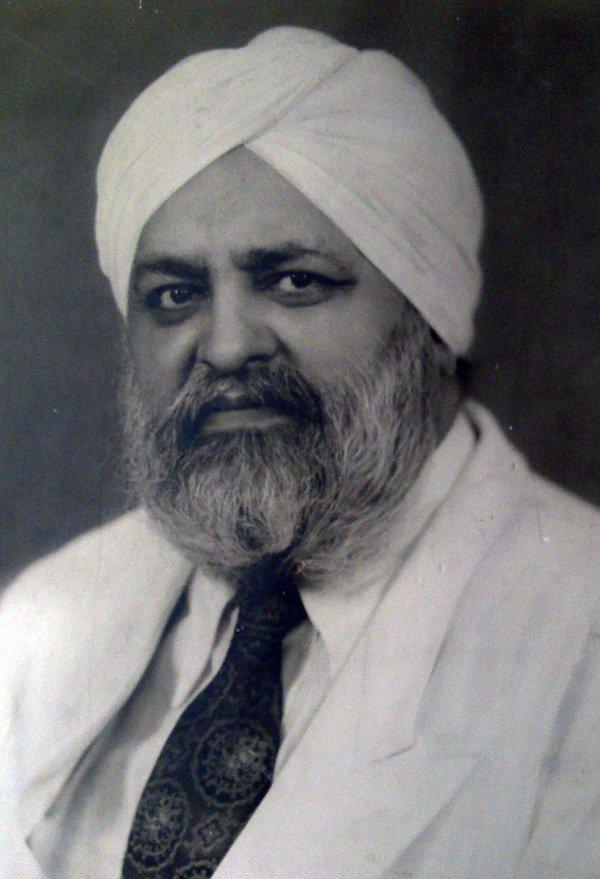 Sardar Bahadur Doctor Raghbir Singh Dugal