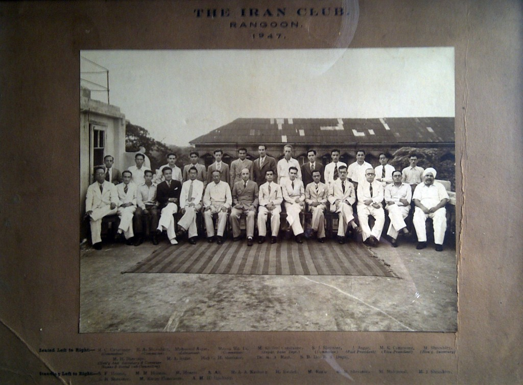 member iran club