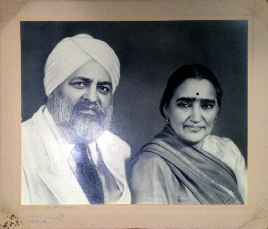 Mr & Mrs Raghbir Singh Dugal